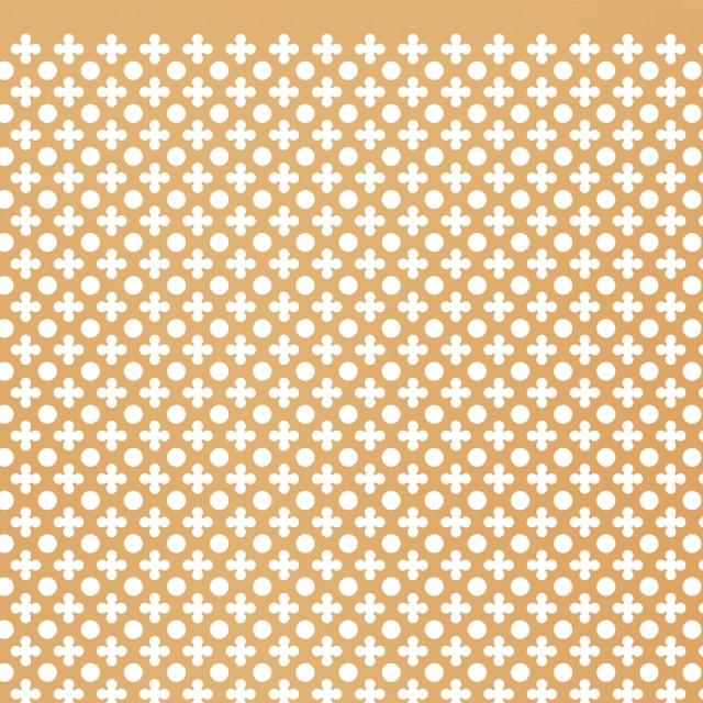 ALUMINIUM SHEET / CROSS GOLDEN MAT / 1x2m